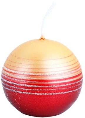 Unipar Tonnet Red-Copper świeczka   (Square 60 - 60 - 60)