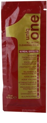 Uniq One Care čistilni balzam za vse tipe las