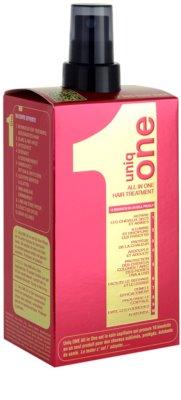Uniq One Care tratament pentru regenerare pentru toate tipurile de par 2
