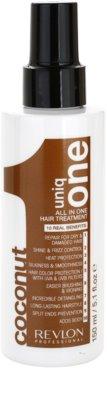 Uniq One Care cuidado capilar com coco 10 em 1
