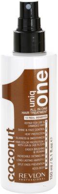 Uniq One Care tratament pentru par cu nuca de cocos 1