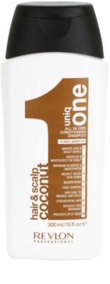 Uniq One Care sampon fortifiant pentru toate tipurile de par