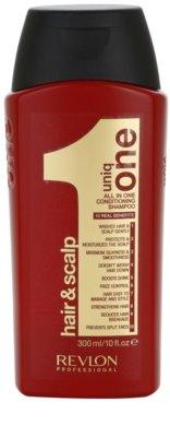 Uniq One Care hranilni šampon za vse tipe las