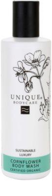 Unique Body Care cornflower shower gel