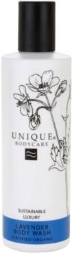 Unique Body Care гель для душу з ароматом лаванди