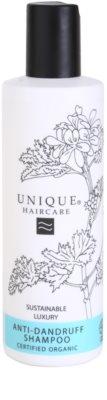 Unique Hair Care champô anticaspa