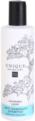 Unique Hair Care champú anticaspa