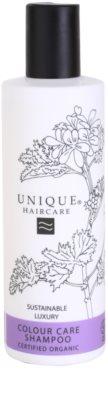 Unique Hair Care champô para cabelo pintado