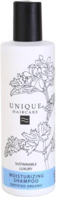 Unique Hair Care champô hidratante  para cabelo seco a danificado