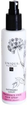 Unique Hair Care Haarspray mit extra starker Fixierung 1