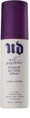 Urban Decay All Nighter fixator make-up