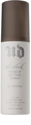 Urban Decay De-Slick spray fijador de maquillaje con efecto anti-brillo