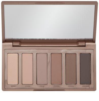 Urban Decay Naked2 Basics paleta de sombras de ojos