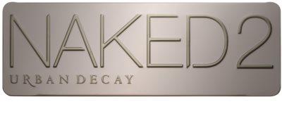 Urban Decay Naked2 paleta farduri de ochi cu pensula 1