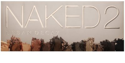 Urban Decay Naked2 paleta farduri de ochi cu pensula 2