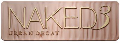 Urban Decay Naked3 paleta očních stínů se štětečkem 1