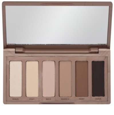 Urban Decay Naked Basics paleta cieni do powiek