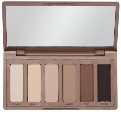 Urban Decay Naked Basics paleta očných tieňov