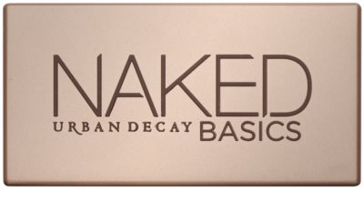 Urban Decay Naked Basics paleta cieni do powiek 1