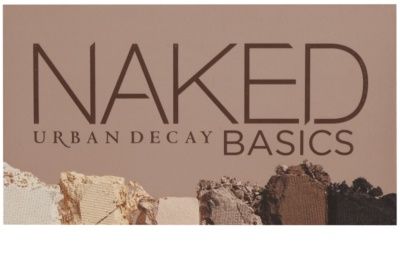 Urban Decay Naked Basics paleta cieni do powiek 2