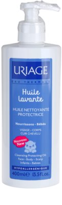 Uriage 1érs Soins Bébés olejek oczyszczający do twarzy, ciała i skóry głowy