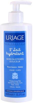 Uriage 1érs Soins Bébés hidratáló tej testre és arcra