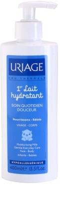 Uriage 1érs Soins Bébés хидратиращо мляко за тяло и лице