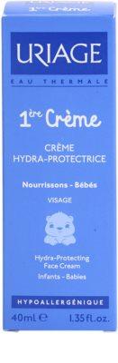 Uriage 1érs Soins Bébés Feuchtigkeitscreme 3