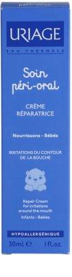Uriage 1érs Soins Bébés регенериращ крем за раздразнена кожа около устните 3