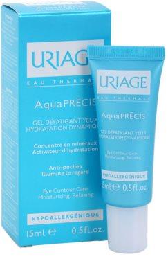 Uriage AquaPRÉCIS feuchtigkeitsspendendes Augengel 1