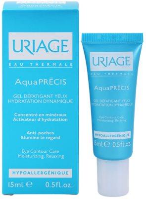 Uriage AquaPRÉCIS feuchtigkeitsspendendes Augengel 2