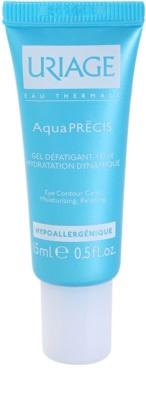 Uriage AquaPRÉCIS gel hidratante para contorno de ojos
