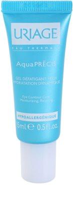Uriage AquaPRÉCIS hidratáló szemkörnyékápoló gél