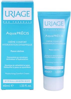 Uriage AquaPRÉCIS vlažilna krema za suho kožo 1