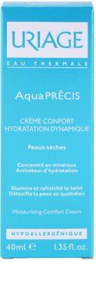 Uriage AquaPRÉCIS vlažilna krema za suho kožo 2