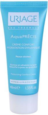 Uriage AquaPRÉCIS crema hidratante para pieles secas