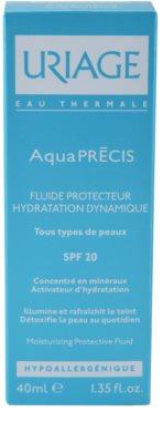 Uriage AquaPRÉCIS vlažilni zaščitni fluid za vse tipe kože 2