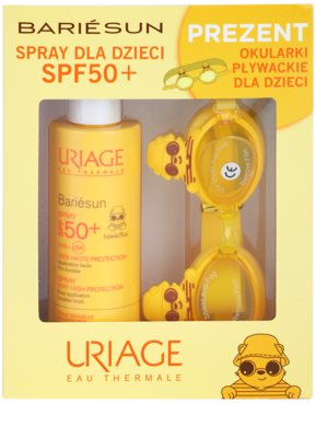 Uriage Bariésun kozmetika szett II.
