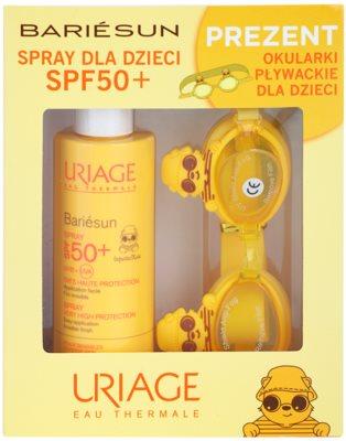 Uriage Bariésun lote cosmético II.