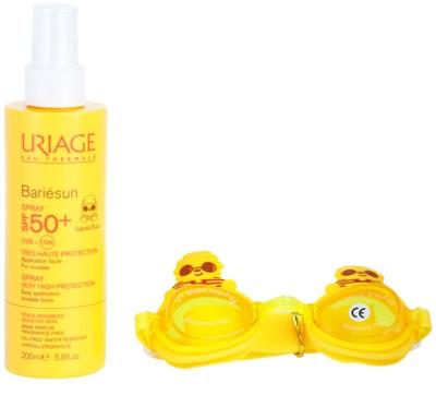 Uriage Bariésun lote cosmético II. 2