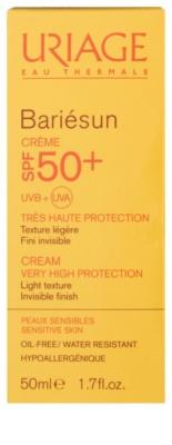 Uriage Bariésun Sonnencreme fürs Gesicht SPF 50+ 2