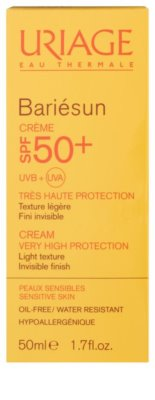 Uriage Bariésun opalovací krém na obličej SPF 50+ 2