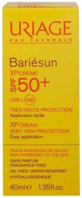 Uriage Bariésun XP крем с много висока защита за кожа със свръхчувствителност към слънчевото лъчение SPF 50+ 2