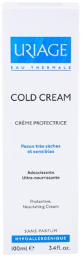 Uriage Cold Cream защитен крем  съдържа cold cream 3