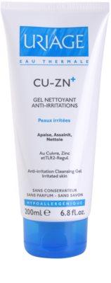 Uriage Cu-Zn+ beruhigendes Reinigungsgel für rissige Haut