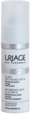 Uriage Dépiderm fluido anti-manchas de pigmentação SPF 15