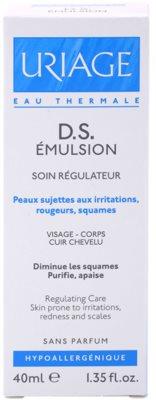 Uriage D.S. zklidňující emulze na seboroickou dermatitidu 3