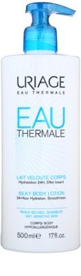 Uriage Eau Thermale selymes testápló száraz és érzékeny bőrre