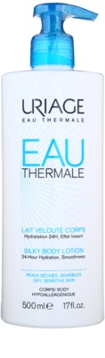 Uriage Eau Thermale копринен лосион за тяло за суха и чувствителна кожа