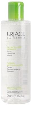 Uriage Eau Micellaire Thermale Mizellar-Reinigungswasser für fettige und Mischhaut